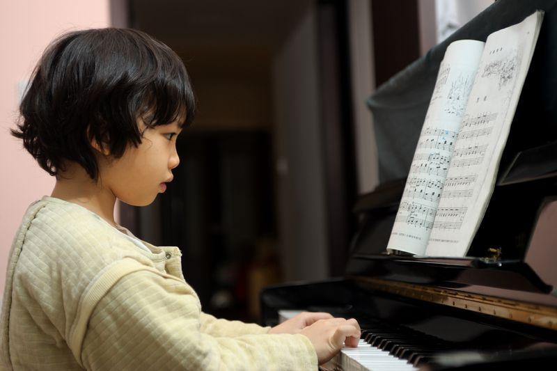 Learning how to play an instrument as a child can boost cognition later in life, even if you don't continue playing as an adult. Credit: © Raywoo | Dreamstime.com