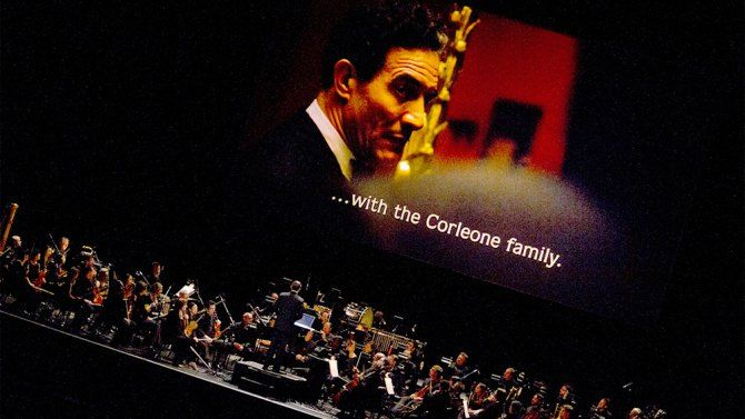 the godfather with live orchestra draws 5000 people in LA