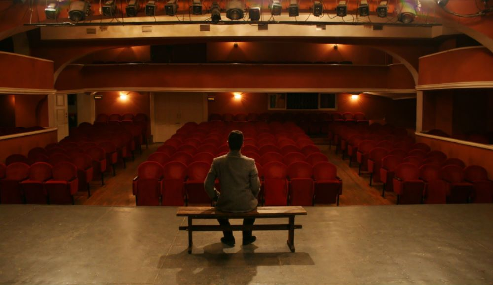 how to get rid of stage fright