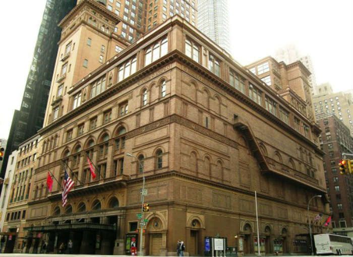 Journey Into Carnegie Hall's Off Stage Parts and Secret Tunnels