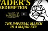 imperial march major key