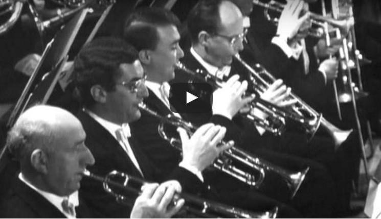 leonard bernstein london symphony orchestra