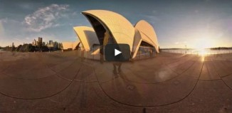 sydney opera house virtual tour google