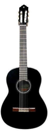 Yamaha C40II BL Classical Guitar Limited Edition Black