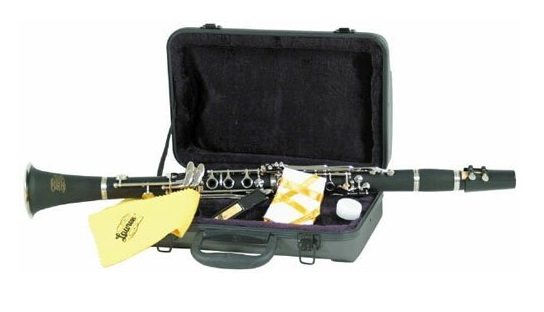 The Lauren LTR100 Bb Clarinet