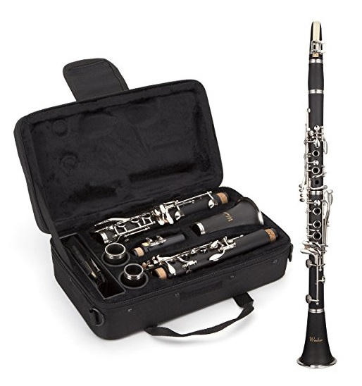 The Windsor Bb clarinet