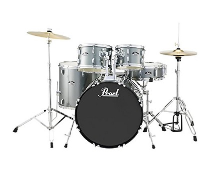 Pearl RS525SCC706 Roadshow 5-Piece Drum Set