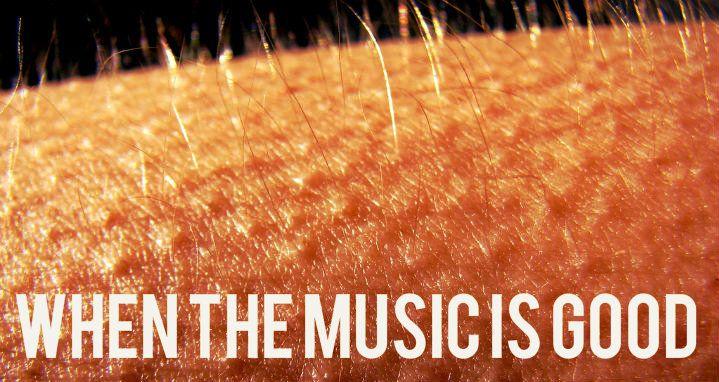 Music Goosebumps