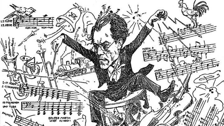 mahler conducting