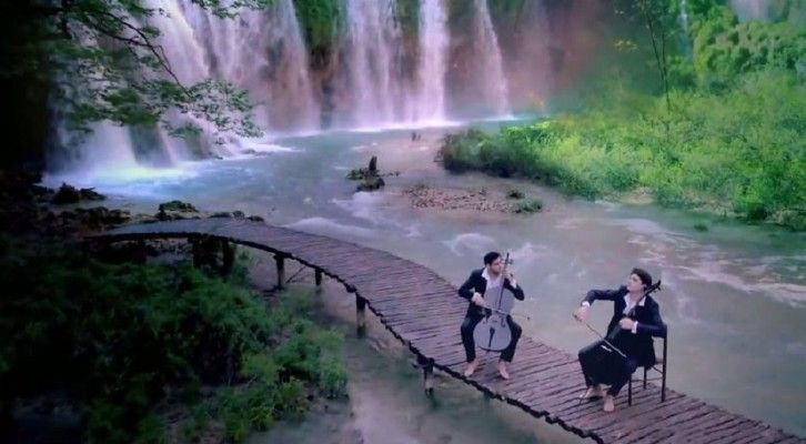 2cellos i will wait mumford and sons