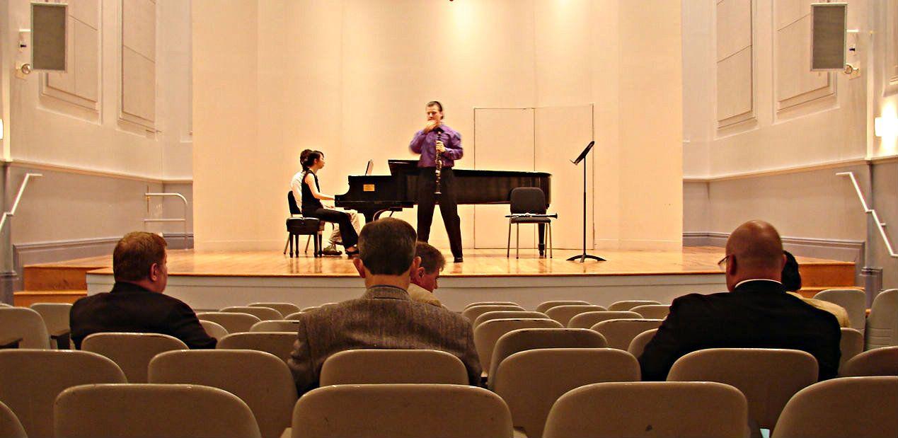 prepare for music school audition