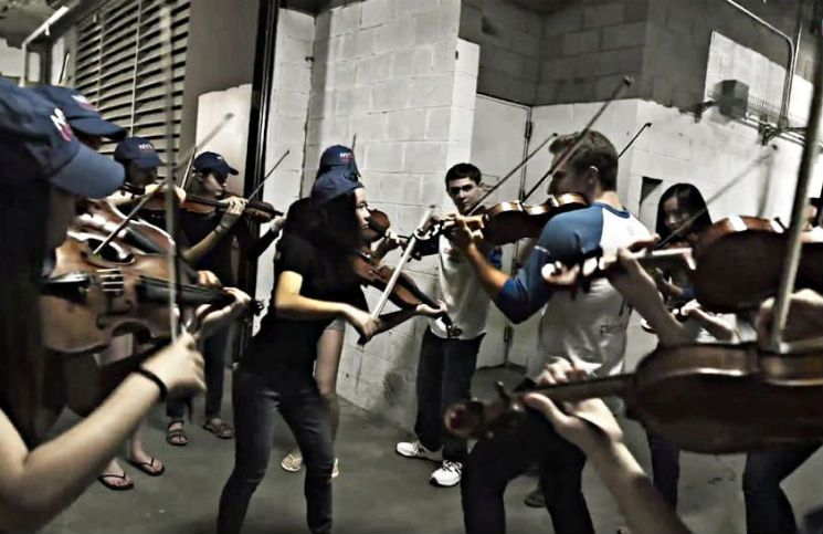 Violin Side Story