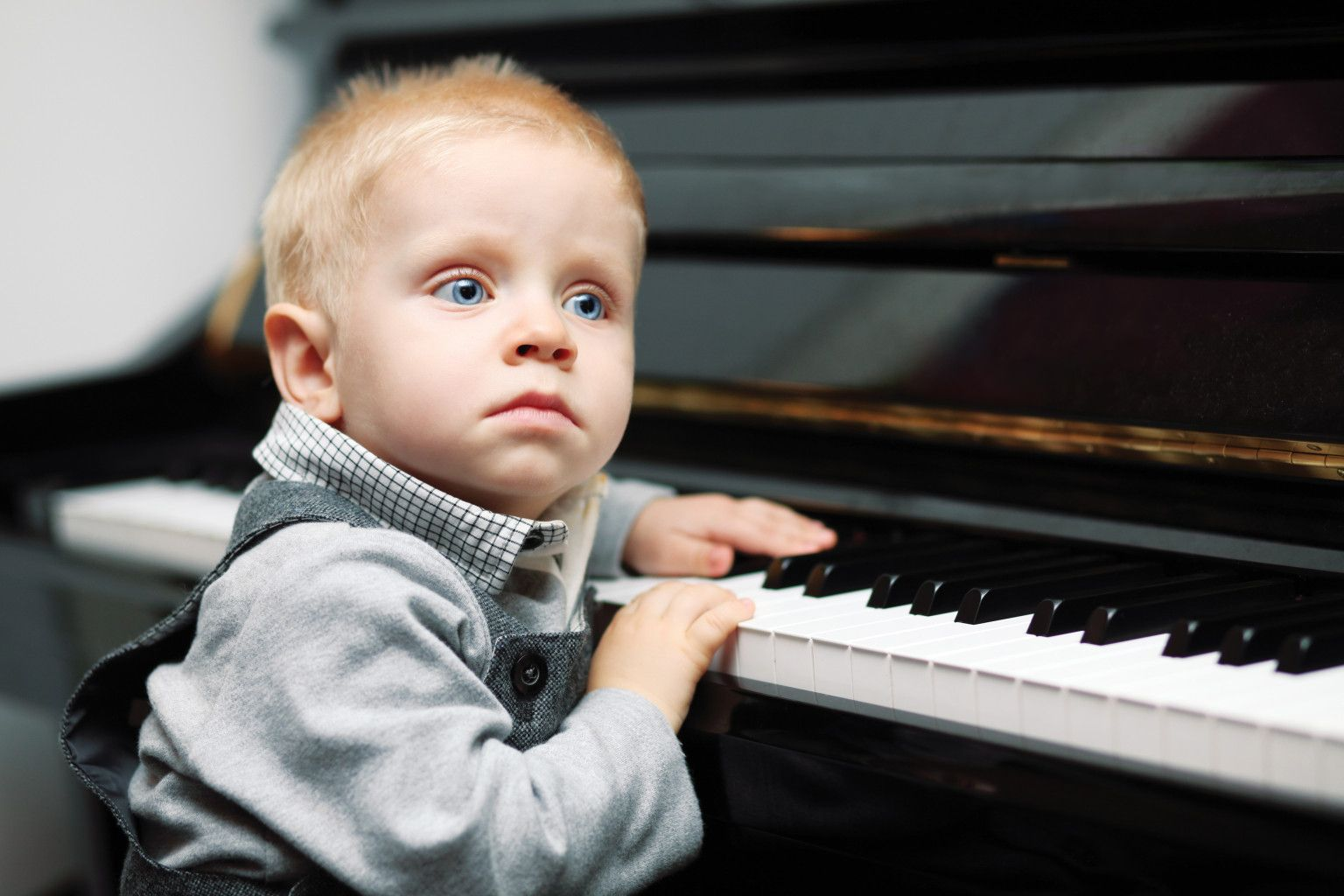 music makes children smarter