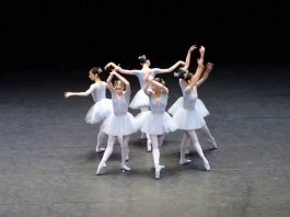 Ballet Company From Vienna Does Something A Little Out Of The Ordinary
