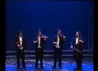 PaGAGnini – A String Quartet With A Funny Twist