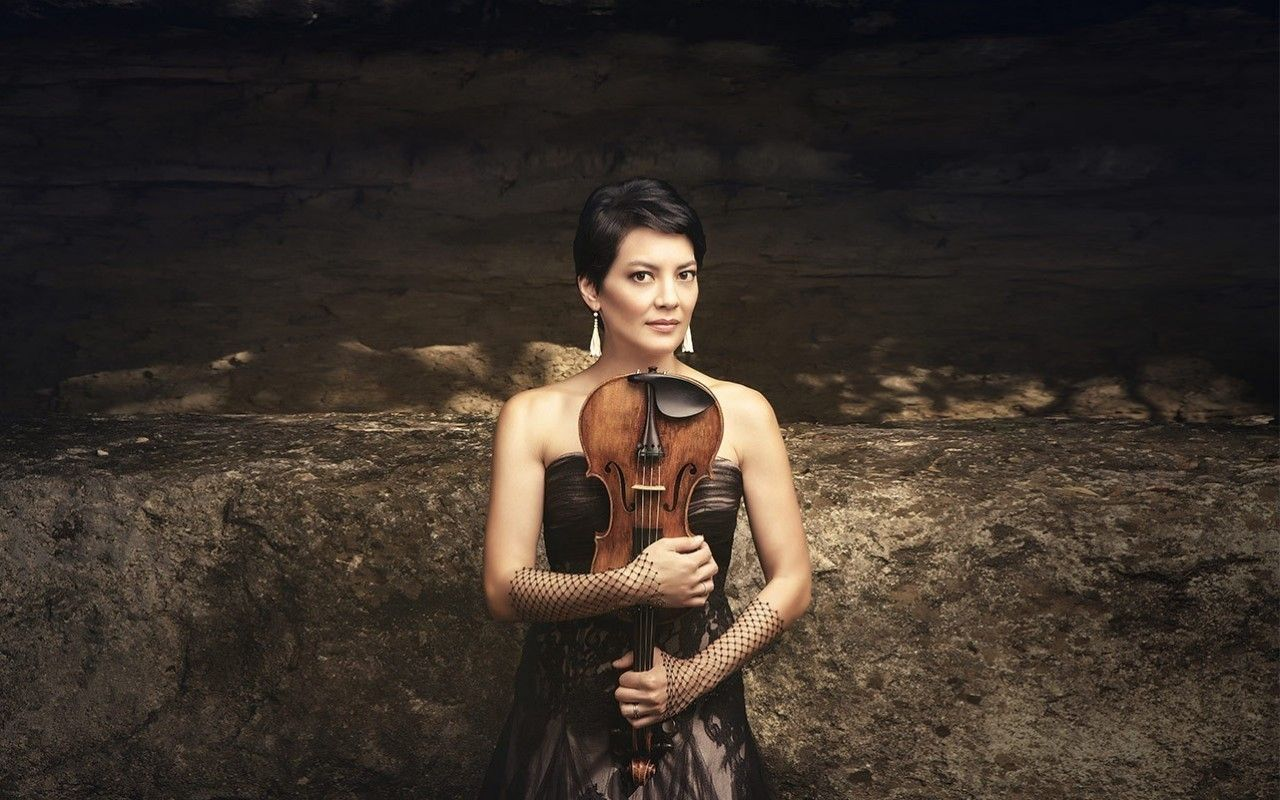 Anne Akiko meyers violin