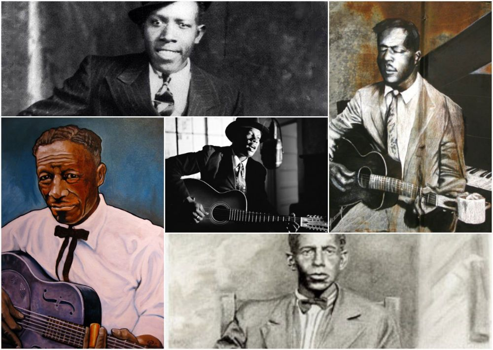 most influential bluesmen early