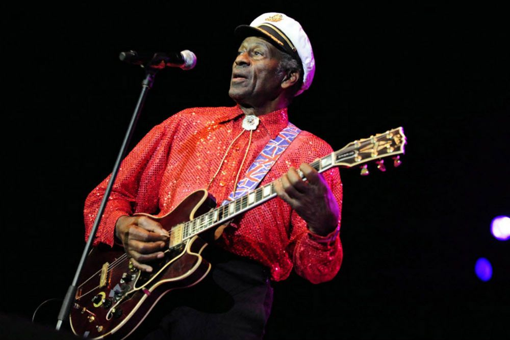 chuck berry polar music prize