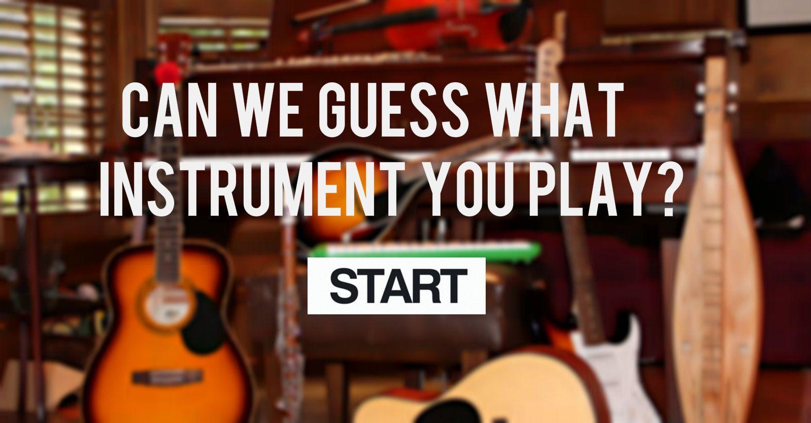 music instruments quiz