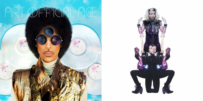 prince new album 2014