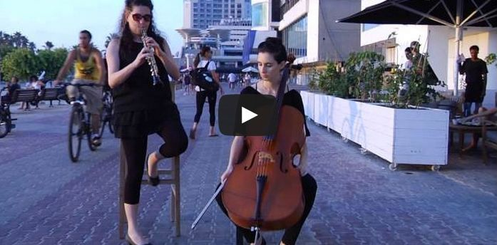 schubert on the beach by tel aviv soloists