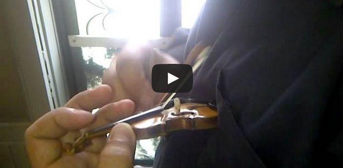 Worlds Smallest Violin