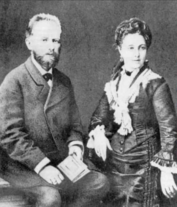 Antonina Miliukova Tchaikovsky