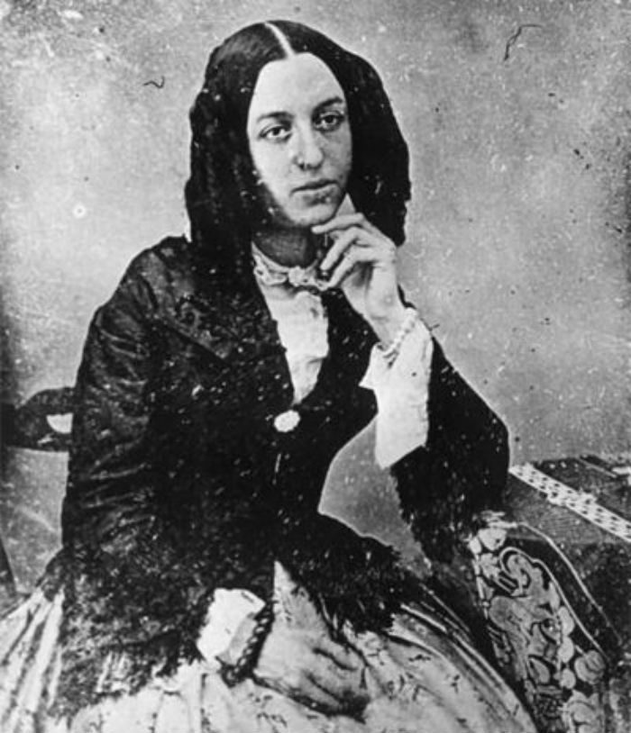 George Sand (Chopin's lover)