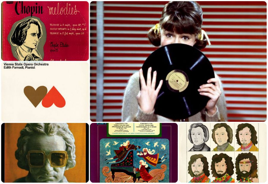vinyl records most creative covers
