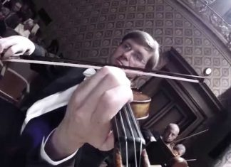 Extraordinary Concert Footage Of The Czech Philharmonic Performing With 24 GoPro Cameras