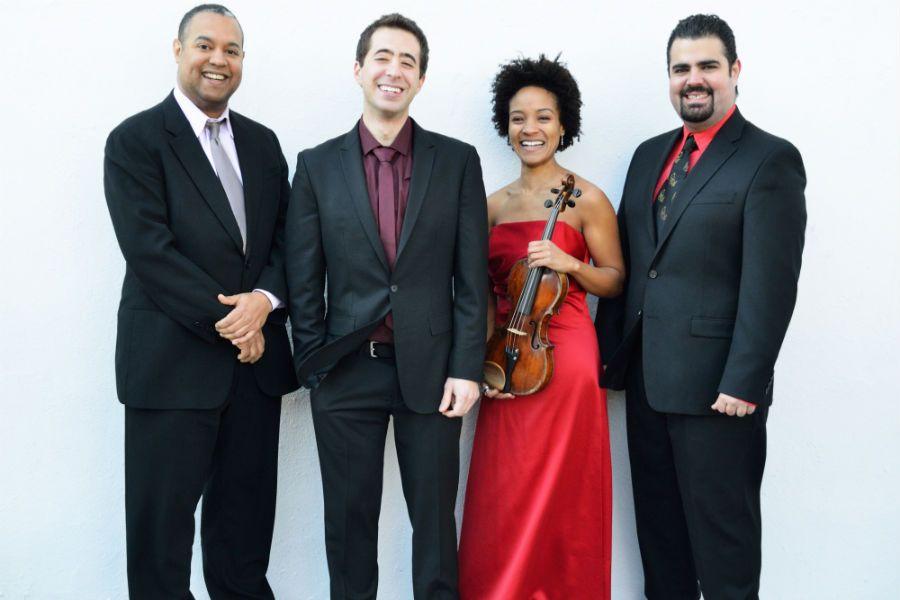 The Harlem Quartet - Photo Credit: Paul Wiancko