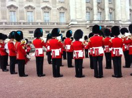 Game Of Thrones From The Buckingham Palace