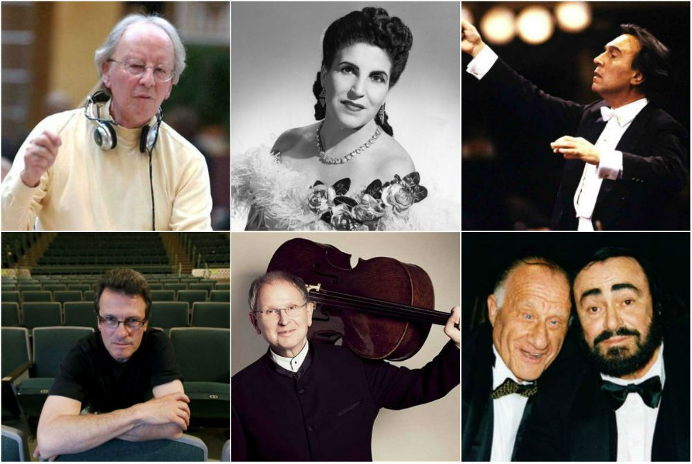 classical musicians who died in 2014