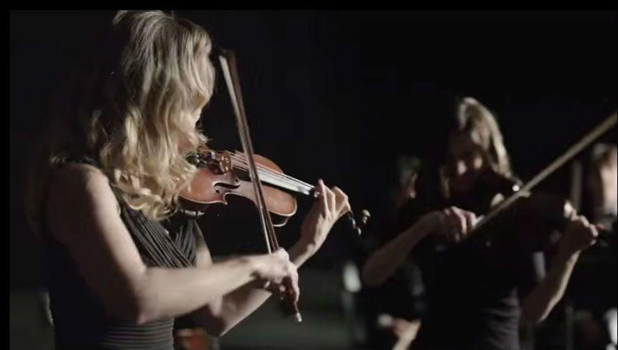 porsche heavy metal string orchestra