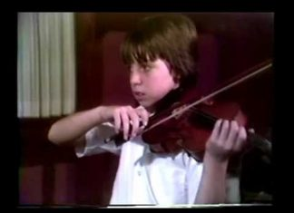 12-Year-Old Joshua Bell Masterclass With Ivan Galamian