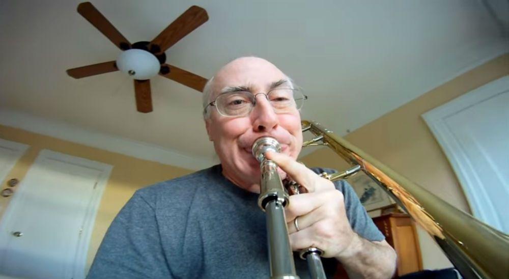 GoPro Trombone David Finlayson