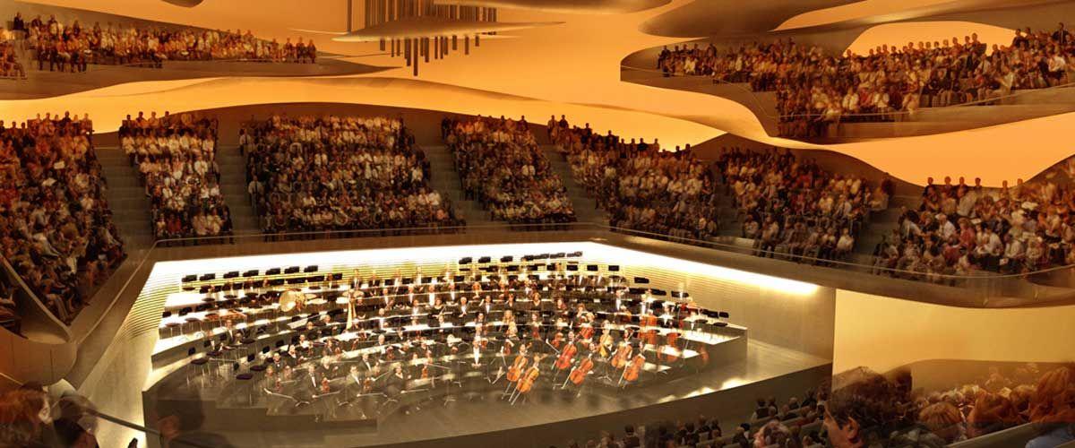 La Philharmonie de Paris © Ateliers Jean Nouvel