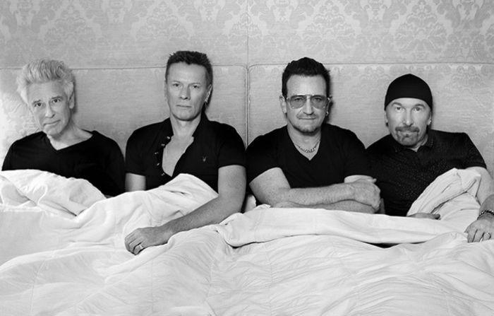 Photo courtesy of U2.com