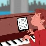 wolfie piano app for iPad