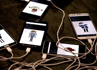 Beethoven's 'Ode to Joy' played on 300 Android Smartphones