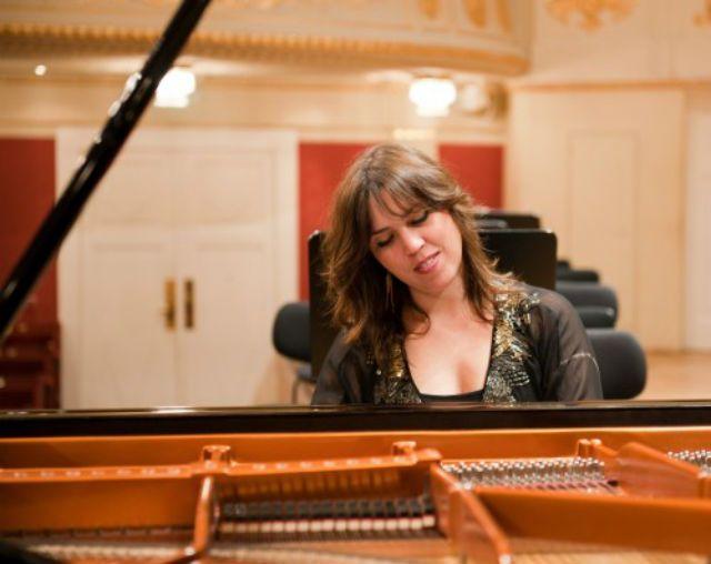 Gabriela Montero Pianist