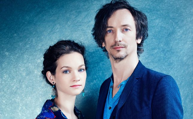Hilary Hahn & Hauschka (Photo: Mareike Foecking)