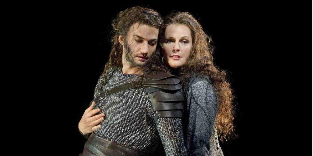 Metropolitan OperaKaufmann as Siegmund and Westbroek as Sieglinde