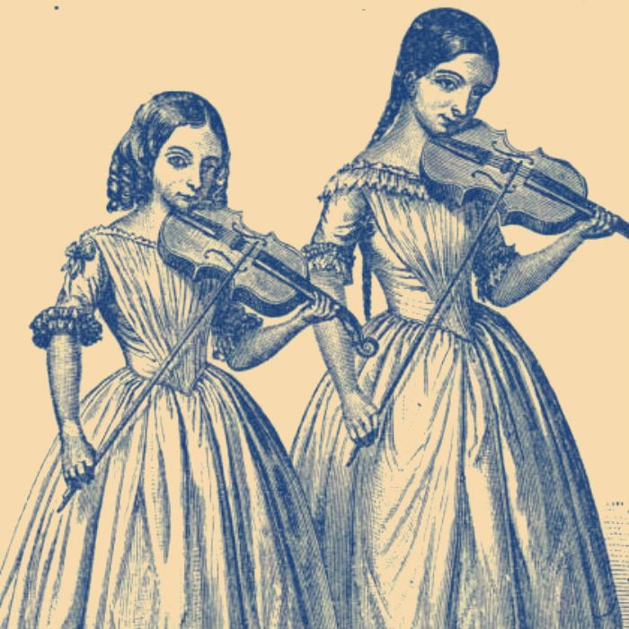Maria and Teresa Milanollo