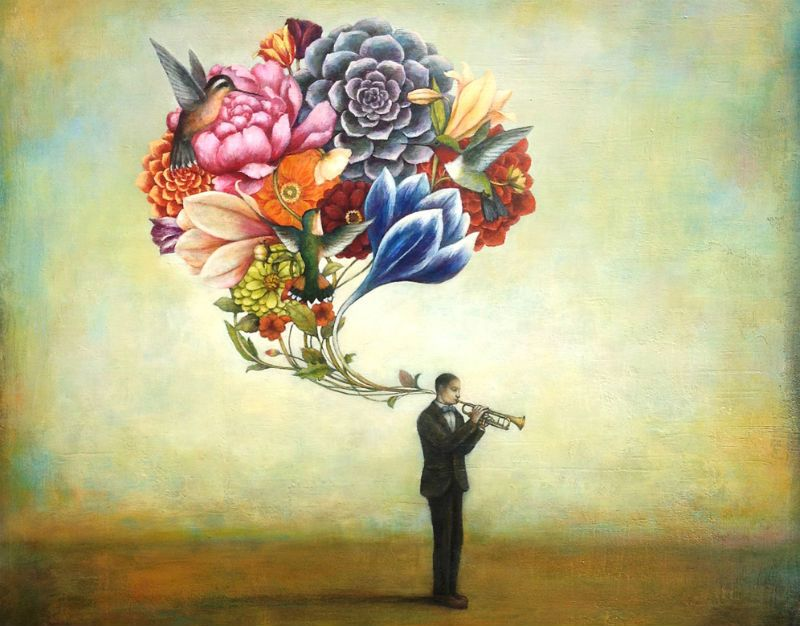 Duy Huynh's Serenade for Synesthesia