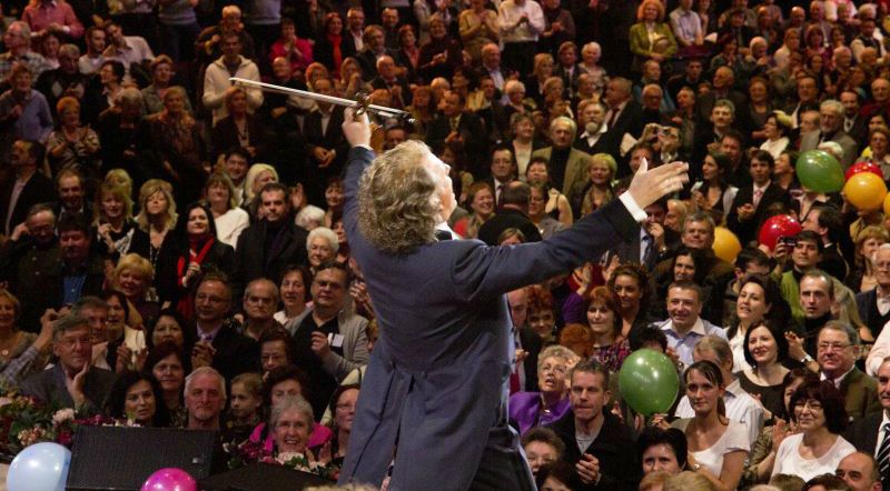 Photo Courtesy: andrerieu.com