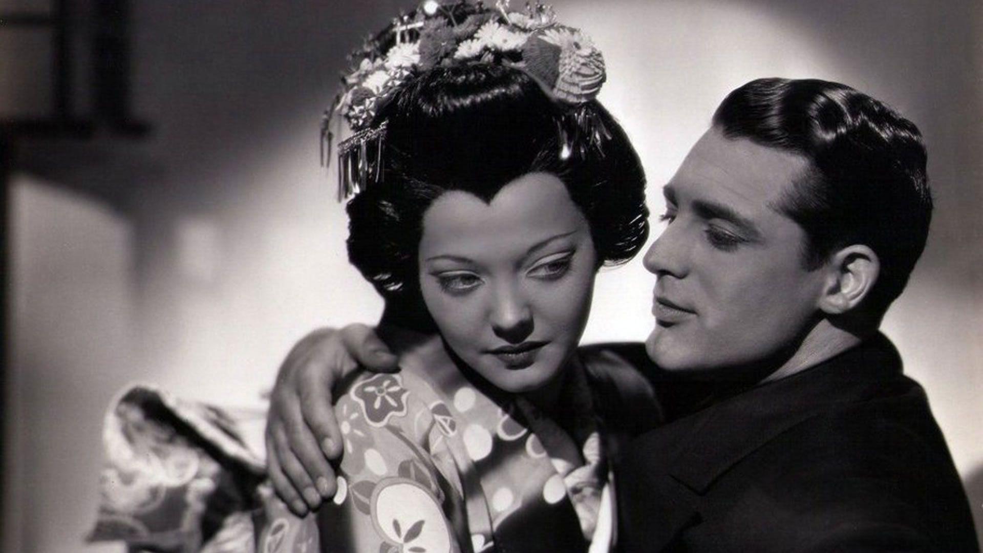 Madame Butterfly (1932), Sylvia Sidney, Cary Grant.