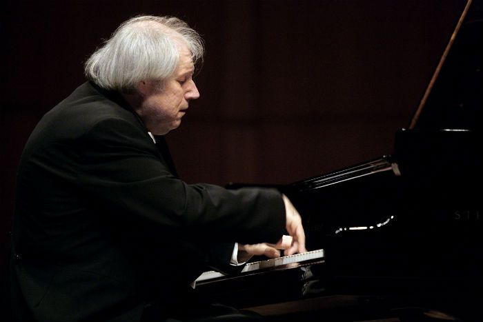 Grigory Sokolov, Photo by Klaus Rudolf