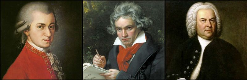 mozart beethoven and bach had perfect pitch