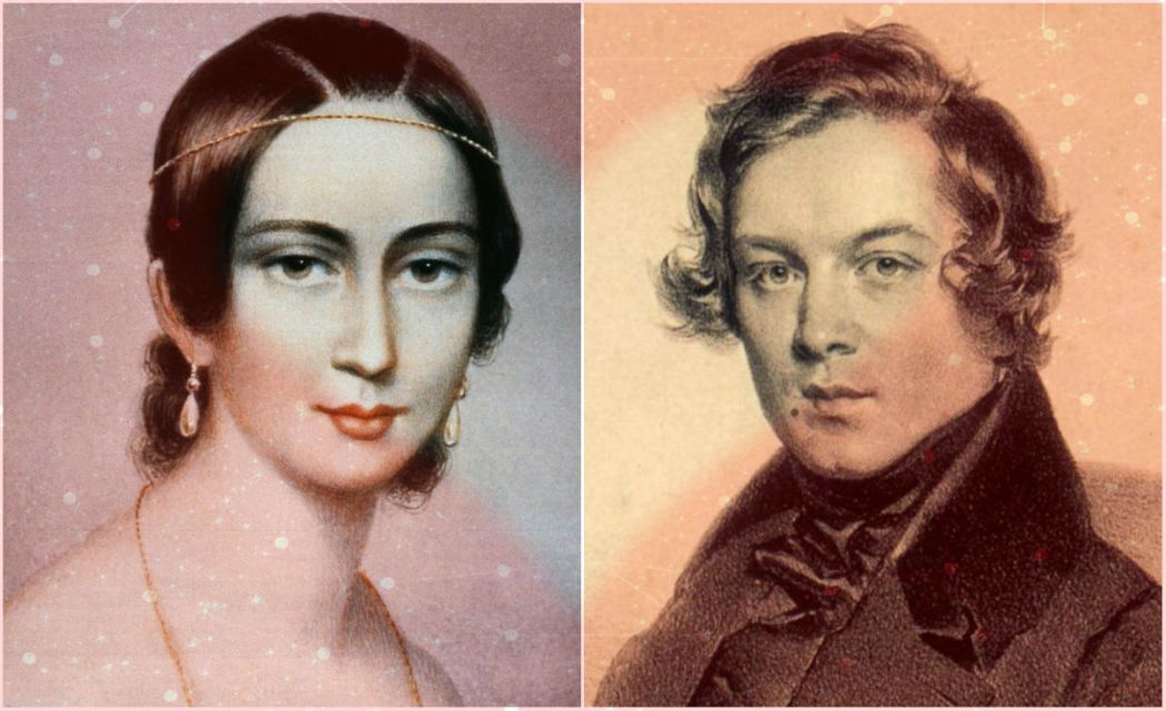 Robert Schumann and Clara Wieck: Music, Muse and Marriage